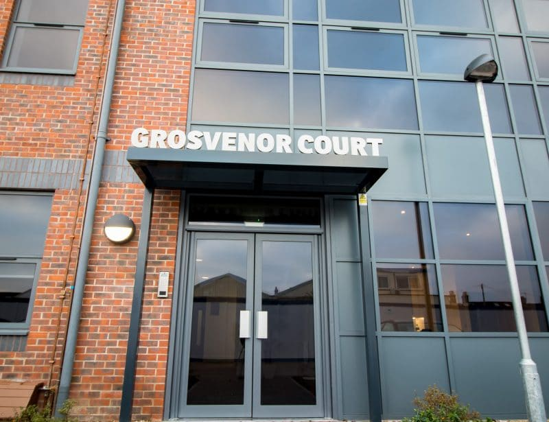Grosvenor Court Woking