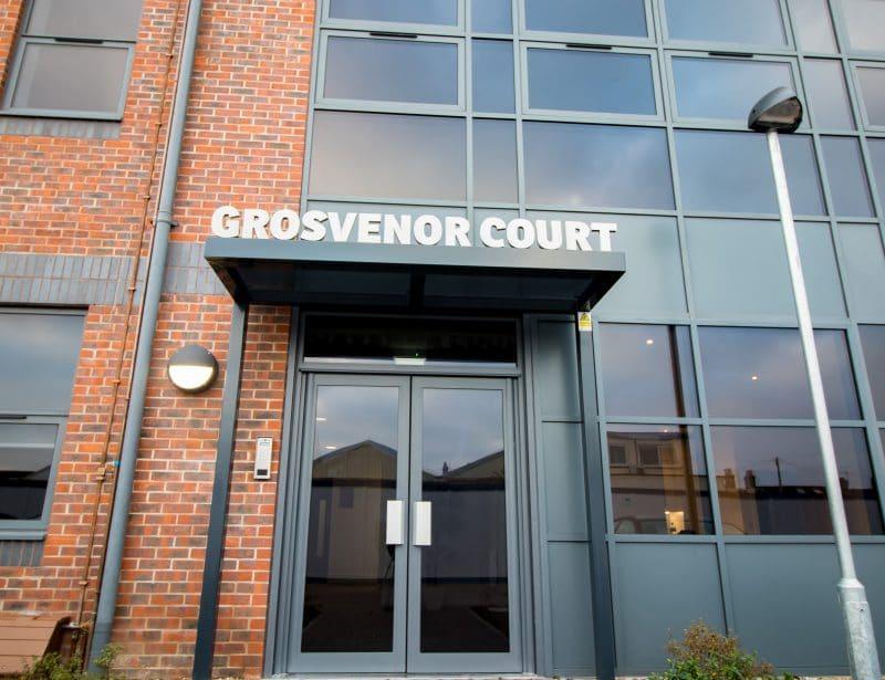 Grosvenor Court Woking